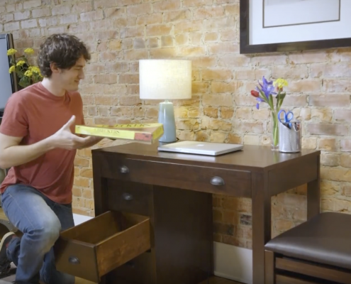 Stakmore Desk: Product Video