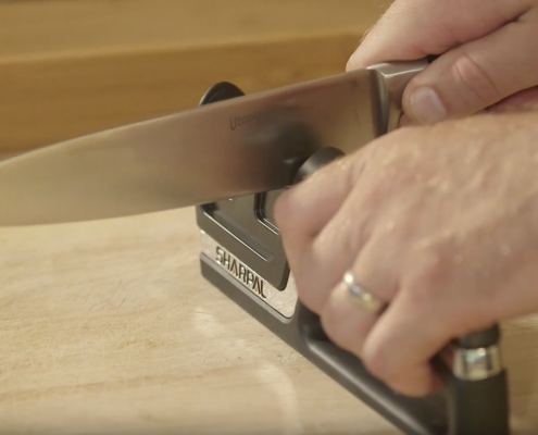 Sharpal: Knife and Scissor Sharpener video