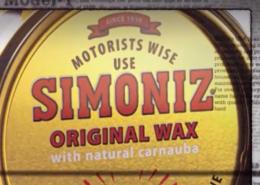 Simoniz ride through time history video