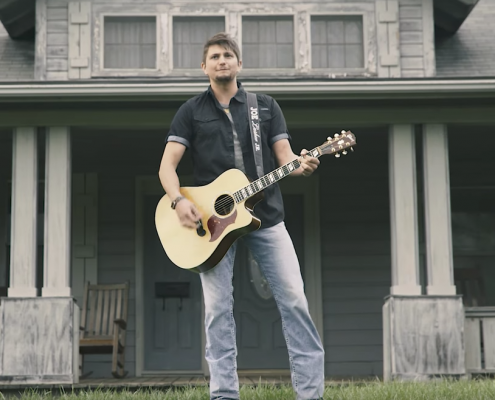 Joe Lasher Jr: Tap a Little Tail Light Official Video