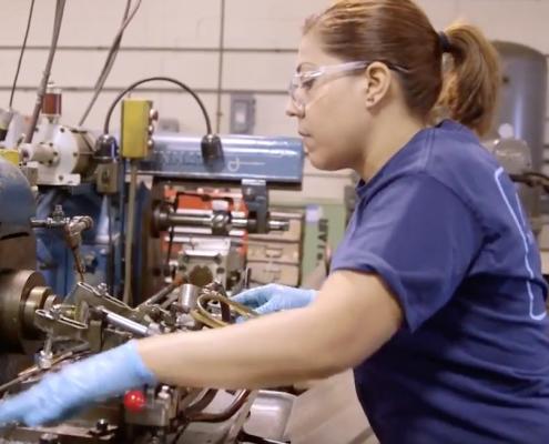 PAK: Manufacturing Factory Tour video