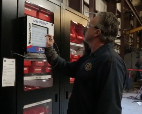 Gas and Supply UsePoint Inventory Vending video