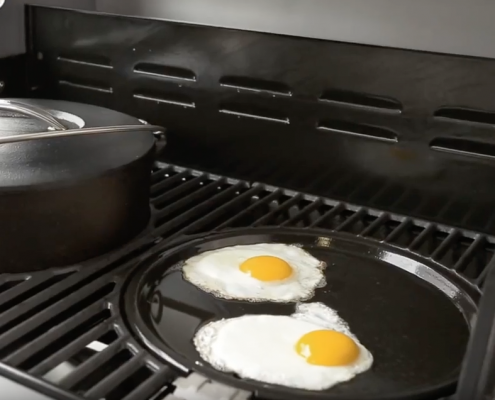 STŌK Grills Breakfast Grilling video