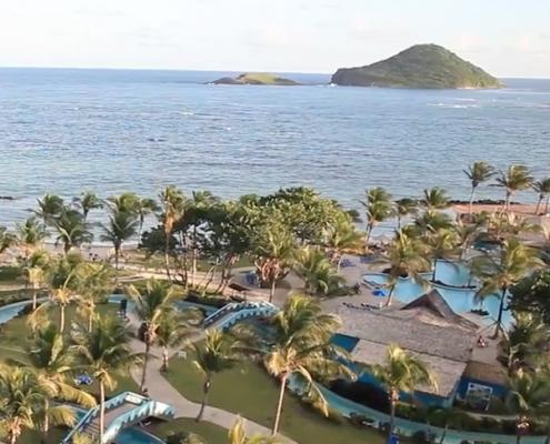 Coconut Bay video