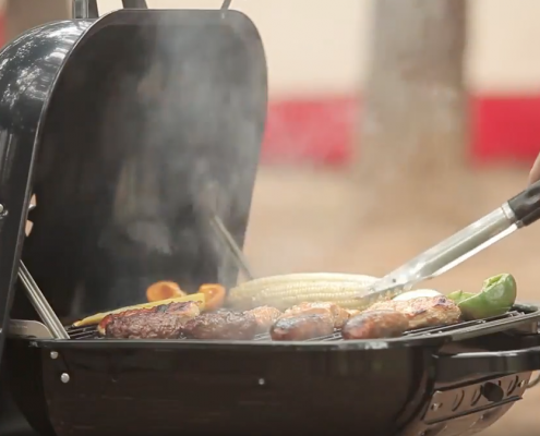 One Fire Grills Meco Video