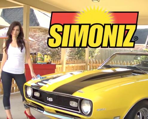 Simoniz TV Spot