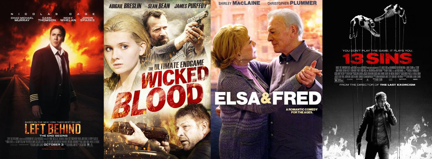 4 Movies Poster