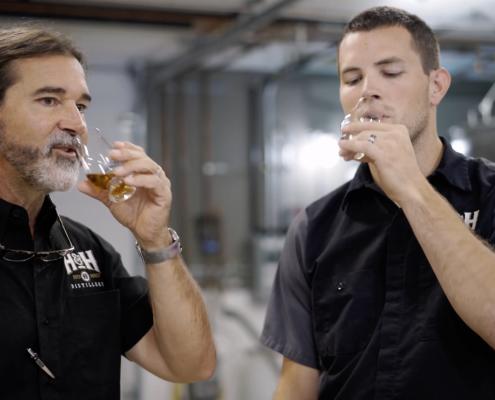 H&H Distillery Social Video