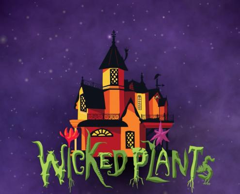 NC Arboretum Wicked Plants Exhibit Video