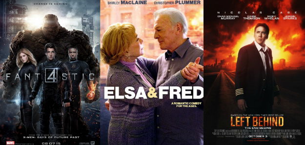 Feature Films Edited