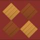 NewTechWood Deck Tiles