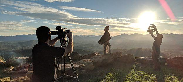 Bclip Music Video Shoot