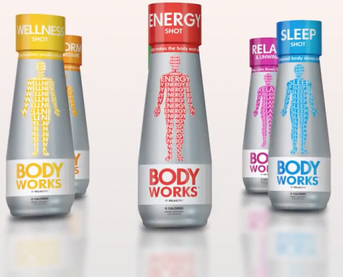 Body works energy video