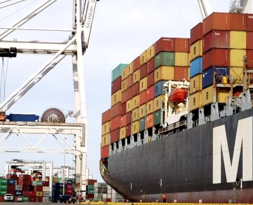Konecranes and Georgia Port Authority: A Customer Success Story video