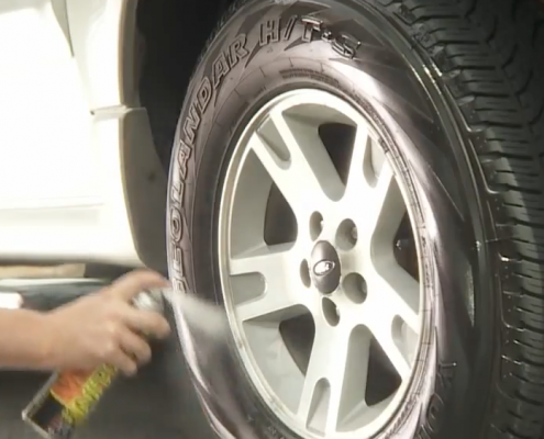 Simoniz Nitro Extreme Gloss Tire Dressing video