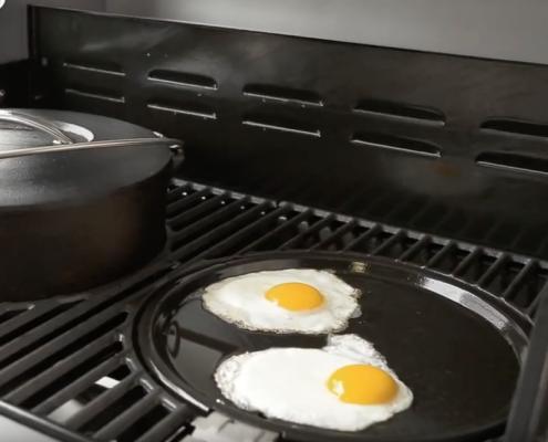 STŌK Grills Breakfast Grilling video