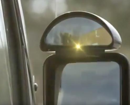 Clear Lane Mirror video