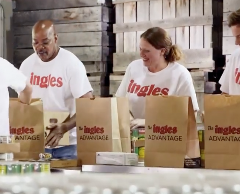 Ingles Food Donations video