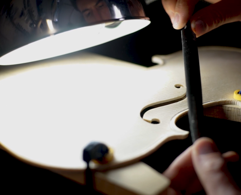 Violin Maker Social Video