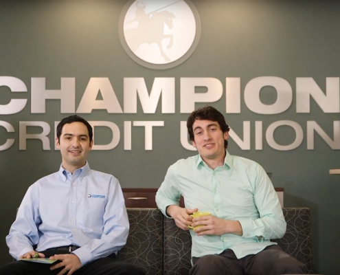 Champion Credit Union Broadcast Video
